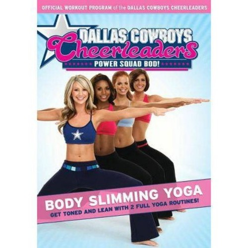 Dallas cowboys cheerleaders power squ (DVD)