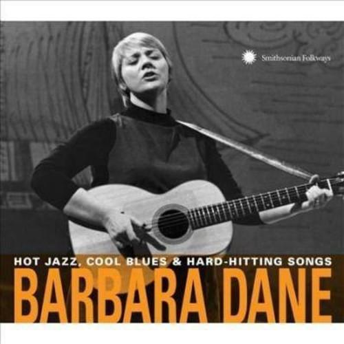 Barbara Dane - Hot Jazz Cool Blues & Hard Hitting So (CD)
