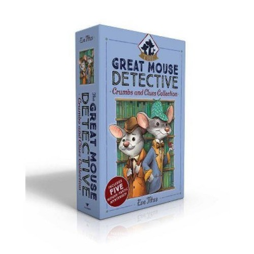 Great Mouse Detective Crumbs and Clues Collection : Basil of Baker Street / Basil and the Cave of Cats /