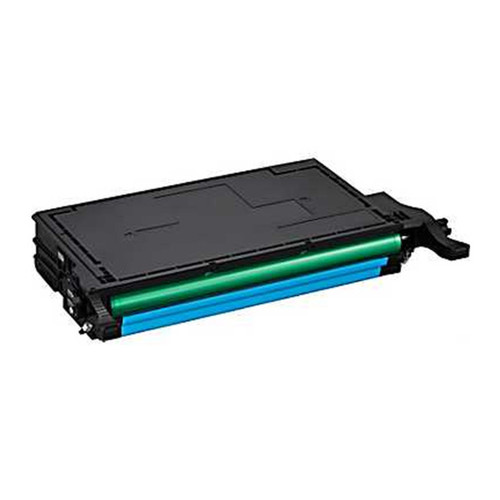 Samsung CLT-C508L High Yield Cyan Compatible Laser Toner Cartridge