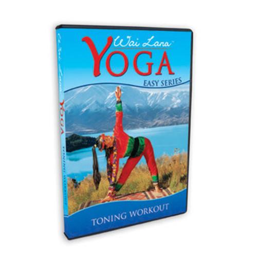 Yoga Toning Workout DVD by WaiLana