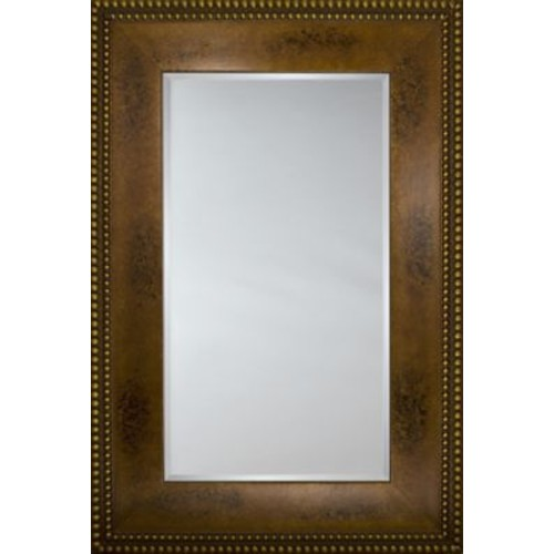 Mirror Image Home Mirror Style 80975 - Antique Gold; 48.5 x 68.5
