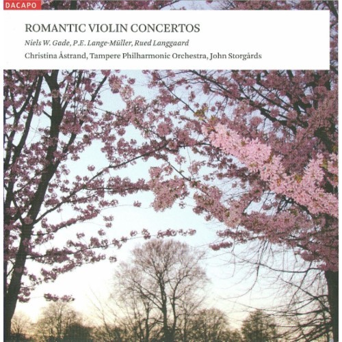 Romantic Violin Concertos (Hybr) - CD