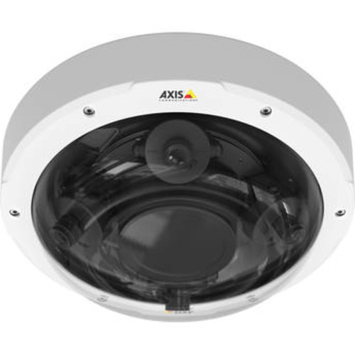 P3707-PE 8MP Outdoor Dome Camera with 4 Sensors