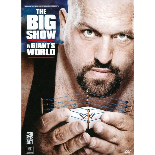 WWE: Big Show - A Giant's World [3 Discs] [DVD] [English] [2011]