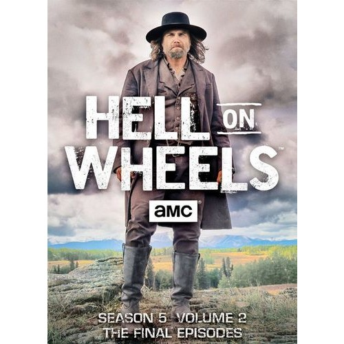 Hell on Wheels: Season 5, Vol. 2 - The Final Episodes [DVD]
