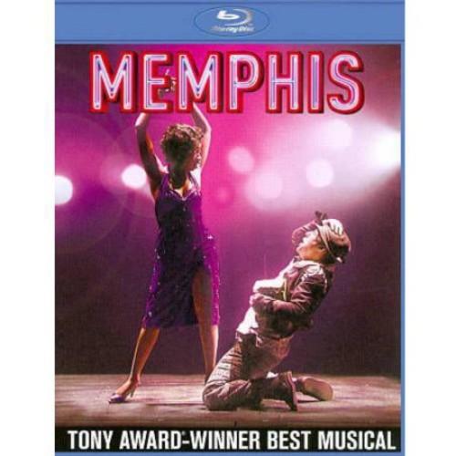 Memphis: The Original Broadway Production [Blu-Ray Disc]