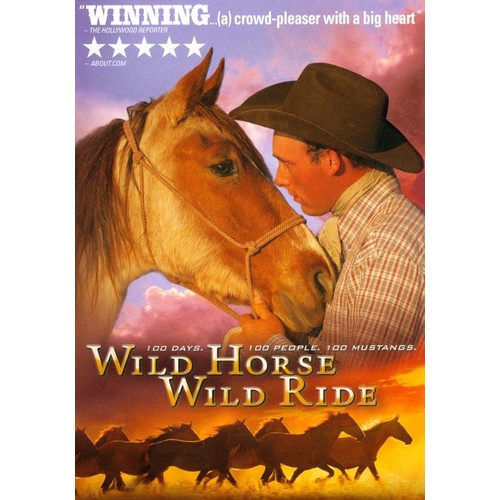 Wild Horse, Wild Ride [DVD] [2011]