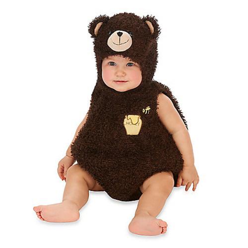 Just Pretend Bear Infant Size 0-6 Months Romper