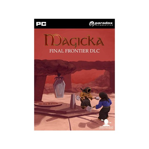 Magicka DLC: Final Frontier [Online Game Code]