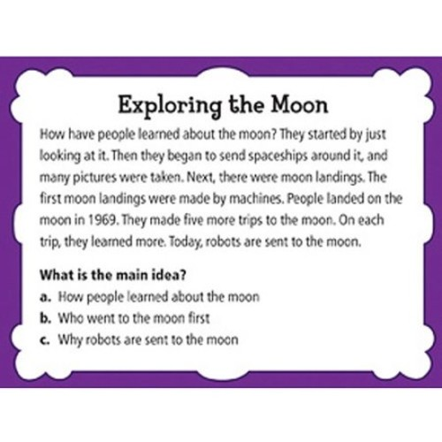 Learning Resources Get the Picture Main Idea Game
