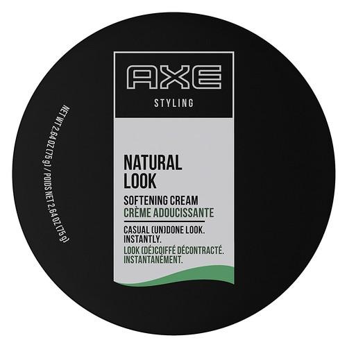 AXE Natural Look Softening Hair Cream, 2.64 OZ