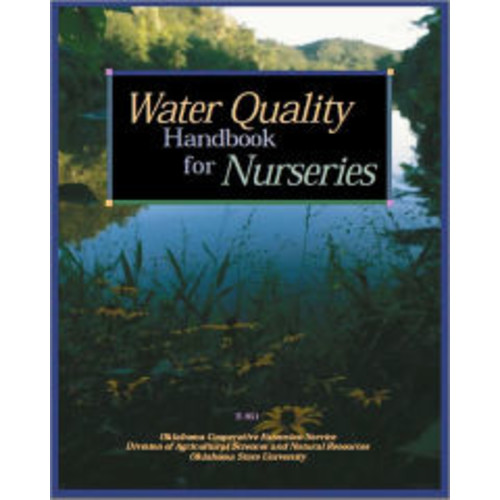 Water Quality Handbook for Nurseries