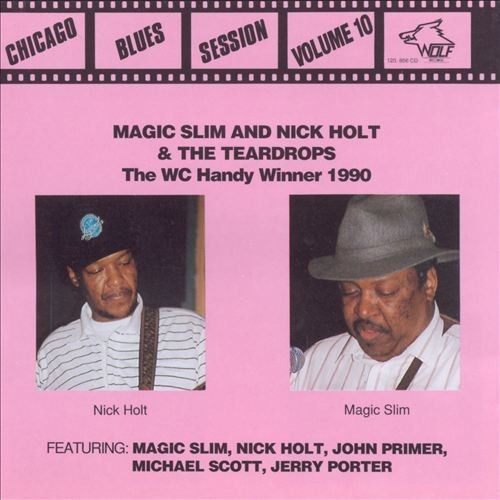 Chicago Blues Session, Vol. 10 [CD]
