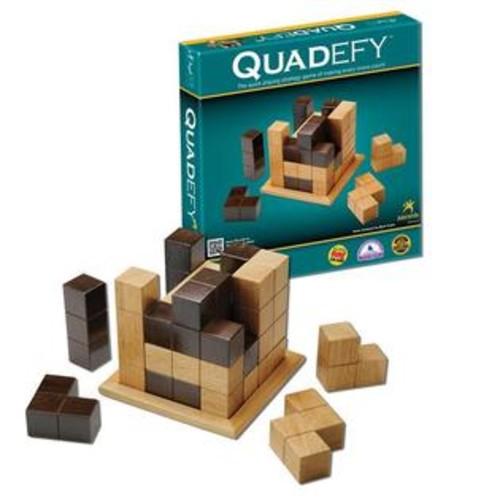 Maranda Enterprises, LLC QUADEFY GAME