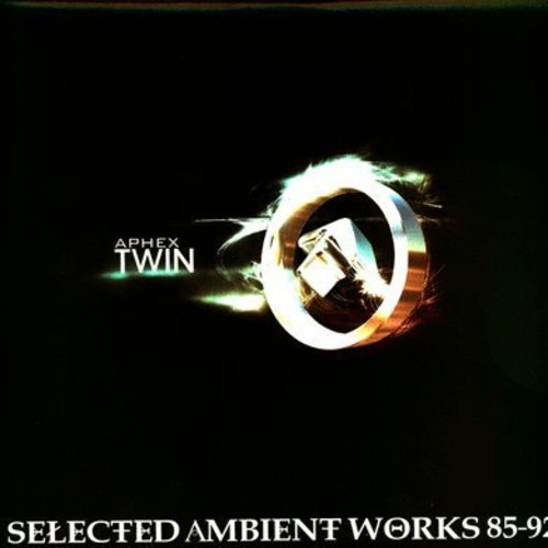 Aphex Twin: Selected Ambient Works 85-92 2LP
