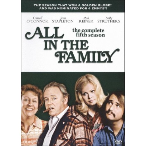 All in the family:Complete 5th season (DVD)