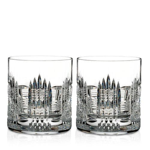 Double Old Fashioned Glass, Set of 2
