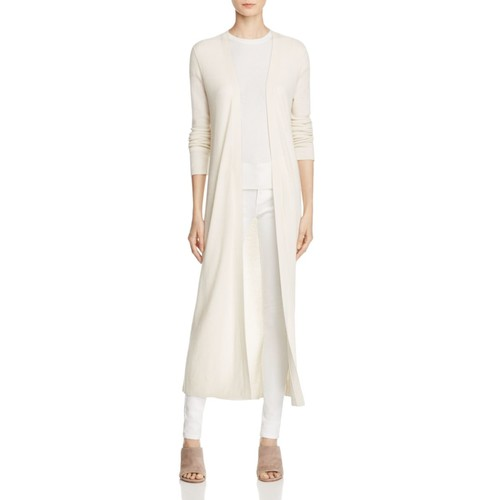 THEORY Torina Open-Front Cashmere Cardigan