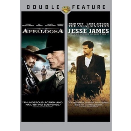 Appaloosa / The Assassination Of Jesse James (Widescreen)