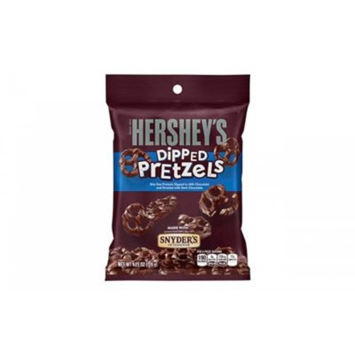 Hershey's Dipped Pretzels, 4.25 oz., 4 Count (21460)