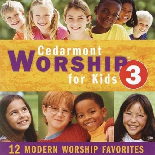 Cedarmont kids - Cedarmont worship for kids 3 (CD)