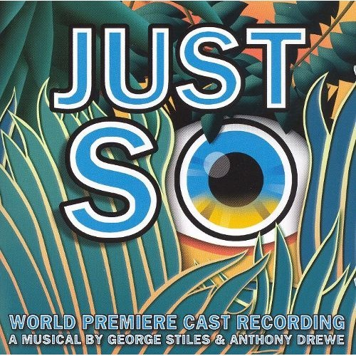 Just So [CD]