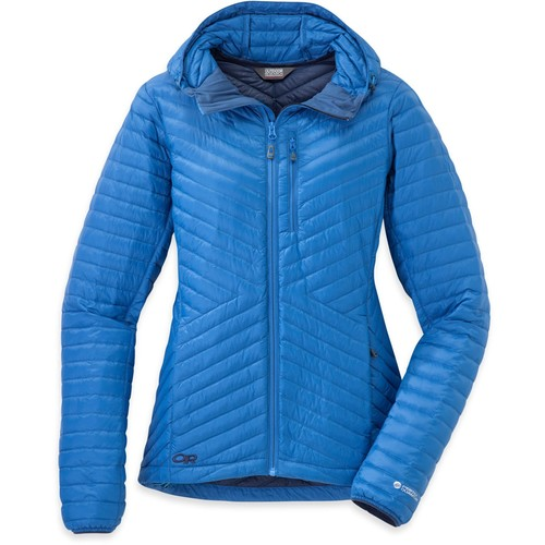 Outdoor Research Verismo Hooded Down Jacket - Women's'