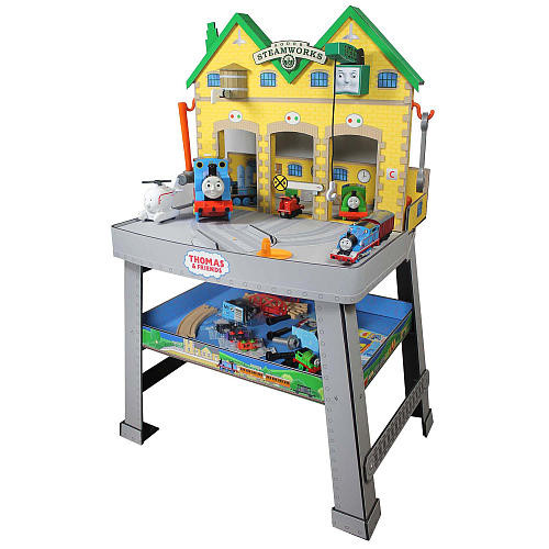 Thomas and Friends Sodor Steamworks Work Bench