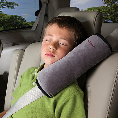 Diono Seat Belt Pillow in Grey