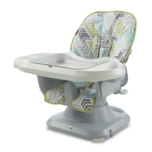 Fisher-Price SpaceSaver High Chair in Arrow Dynamic