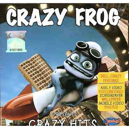 Crazy Frog Presents Crazy Hits [CD]