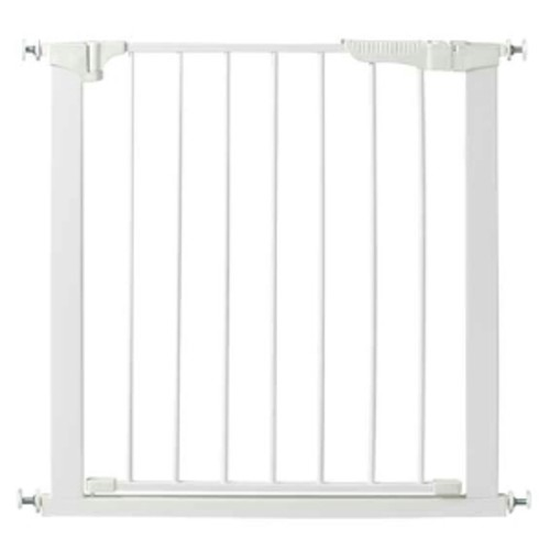 KidCo Auto Close Gateway Pressure Mounted Gate, White