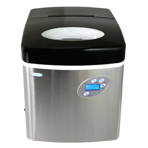 Air AI-215SS Stainless Steel Portable Ice Maker