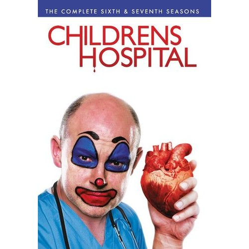 Childrens Hospital: The Complete Sixth and Seventh Seasons [DVD]