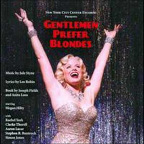 Gentlemen Prefer Blondes By Megan Hilty (Audio CD)