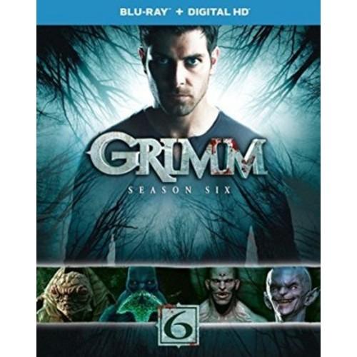 Grimm: Season Six [Blu-Ray] [Digital HD]
