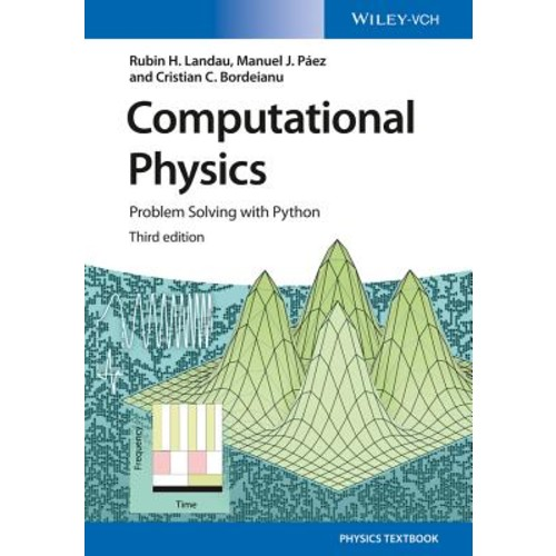Computational Physics: Problem Solving With Python