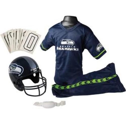 Franklin Sports NFL Seahawks Uniform Set - Medium
