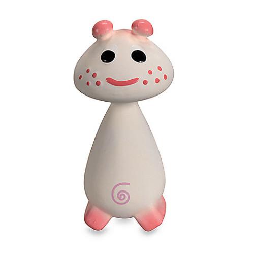 Sophie la girafe PIE Soft Rubber Teething Toy in Pink