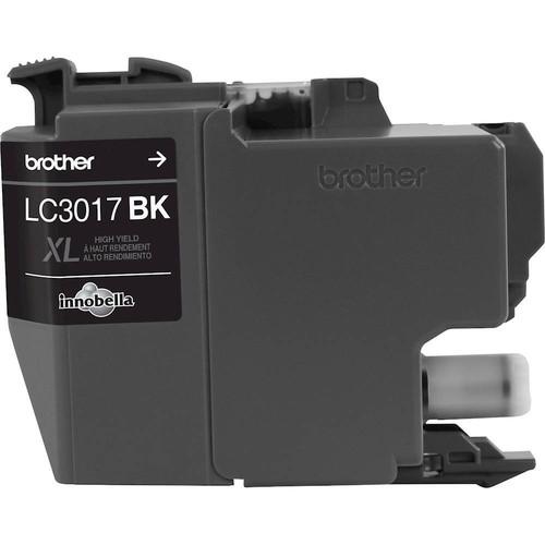 Brother - LC3017BK High-Yield Ink Cartridge - Black