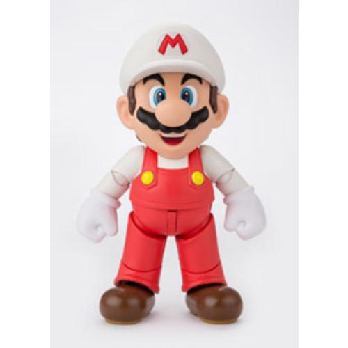 S.H. Figuarts Fire Mario Figure