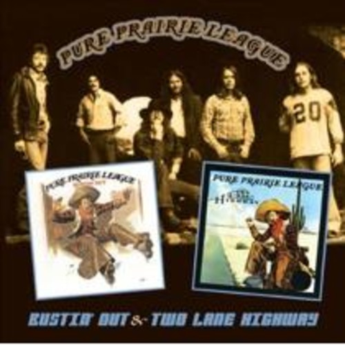 Bustin' Out/Two Lane Highway [CD]