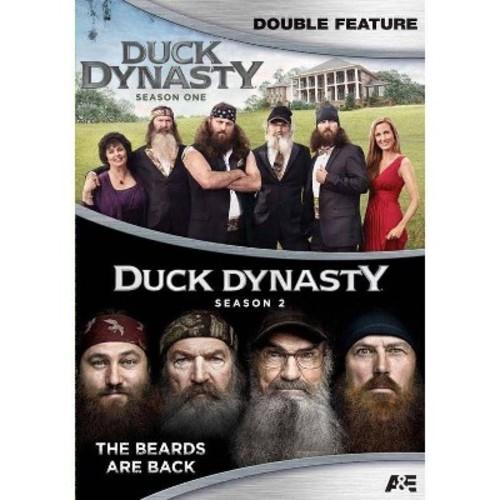 Duck Dynasty:Seasons 1 & 2 (DVD)