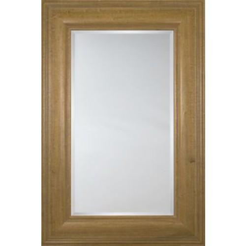 Mirror Image Home Mirror Style 80754 - Walnut; 48.5 x 68.5