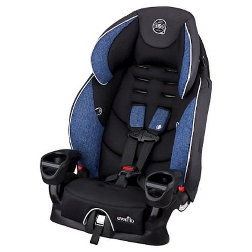 Evenflo Maestro Harness Booster Seat Car Seat - Nightfall