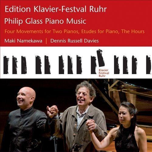 Philip Glass Piano Music - Ruhr Festival Piano