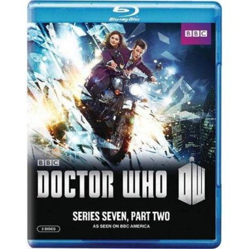 Doctor who:Series seven part two (Blu-ray)