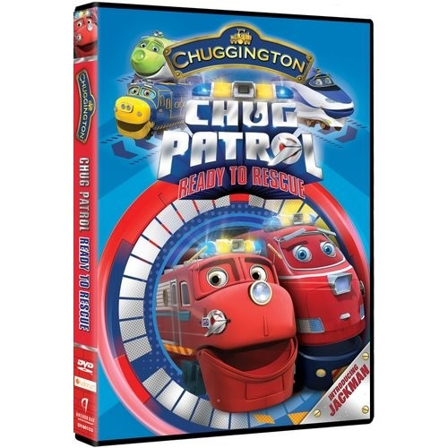 Chuggington: Chug Patrol - Ready to Rescue [DVD]