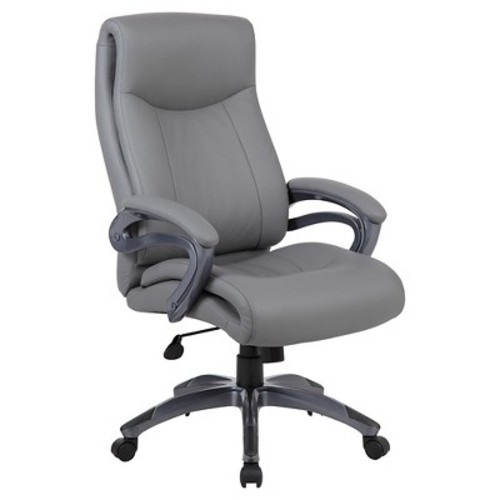 Chairs @ Work Guest Chair Black - Boss Office Products